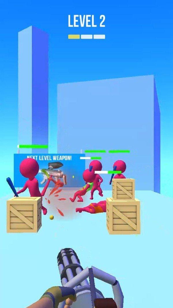 彩弹射击3D图1