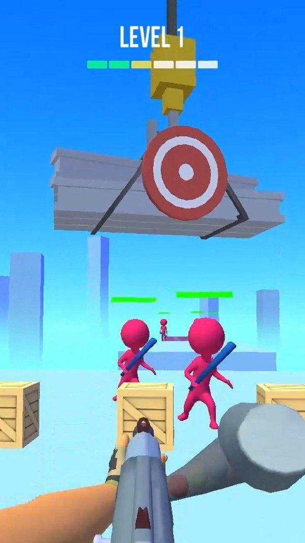 彩弹射击3D图3